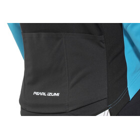PEARL iZUMi Elite Pursuit AmFIB - Chaqueta Hombre - azul/negro